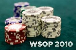 World Series of Poker 2010, День 39: Главный Турнир - День 1а