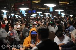41. WSOP főverseny: Nyolc magyar továbbjutó egy napon