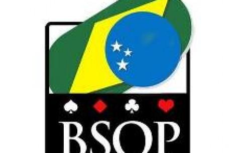 Grade de Satélites Online para a Sexta Etapa do BSOP 2010 - Rio de Janeiro