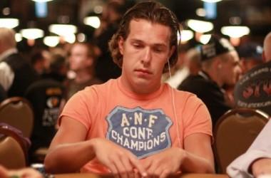 Drukke dag 1C WSOP main event komt tot een einde