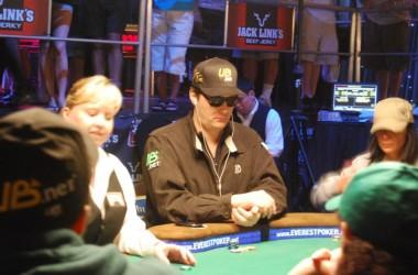 Vaizdo reportažai iš WSOP. Philo Helmutho atvykimas ir ekskliuzyvinis žvaigždės interviu