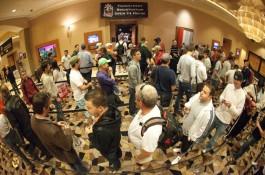 41. WSOP főverseny: Az 1d nappal együtt 7319 főre duzzadt a mezőny
