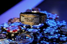 41. WSOP főverseny: A 2b nap ültetése