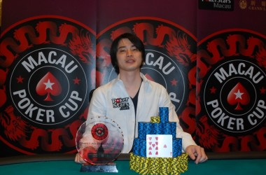 Kenichi Takarabe Wins July 2010 Macau Poker Cup Main Event