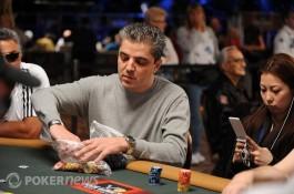 WSOP 2010 Dia 44: Ricardo 'Manecop' Fasanaro Iniciará o Dia 3 do Main Event na Vice-Liderança...