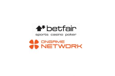 Betfair Poker се присъедини към Ongame Мрежата