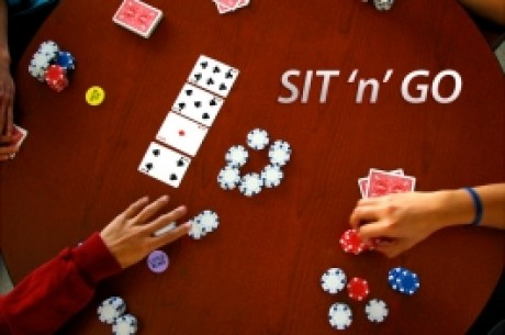 Покер блог на Славен Попов: Тилт? Sit & Go тогава!