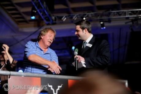 WSOP 2010: Bublina praskla