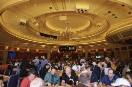 World Poker Tour Bellagio Cup VI: Fim do 'Late Register' e Resumo do Dia 3