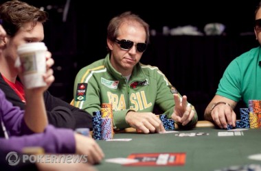 2010 World Series of Poker: A Chip and a Chair Brings Gualter Salles from 1,000 to 425,000