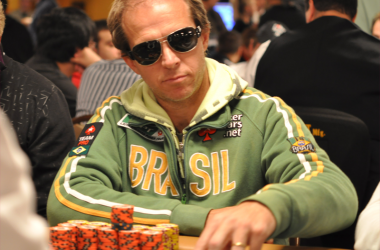 World Series of Poker: O Dia Inacreditável de Gualter Salles