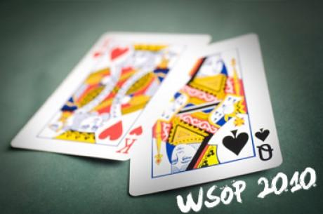 World Series of Poker 2010, День 45: Tony Dunst нацелен на Ноябрьскую...