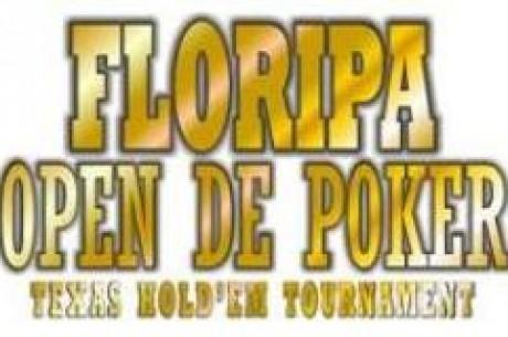 Satélite Online para o XI Floripa Open de Poker Hoje, no PokerStars