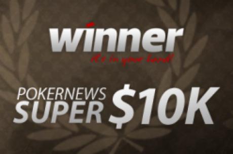 Siste dag til å kvalifisere seg til WinnerPoker $10.000 freeroll