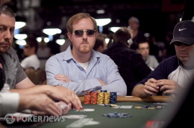 A Hand from the WSOP with Andrew Brokos