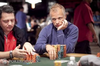 WSOP Main Event 2010 – Jörgensen leder, Thorson femma med 78 kvar