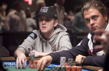 World Series of Poker Main Event: Redmond Lee Last Brit Standing in the Main Event