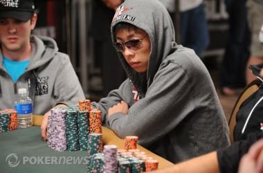 World Series of Poker: Joseph Cheong Lider à Entrada do Dia 8