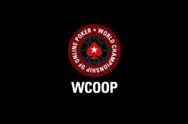 Schema för PokerStars World Championship of Online Poker (WCOOP)