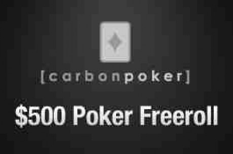 Carbon Poker$500の現金フリーロルシリーズ