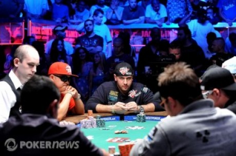 "2010 World Series of Poker, Día 48: Michael ""The Grinder"" Mizrachi, el destacado de..."