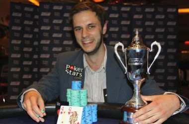Jamie Burland wins Pokerstars UK & Ireland Tour Brighton