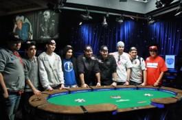 41. WSOP főverseny: A November Nine tagjai