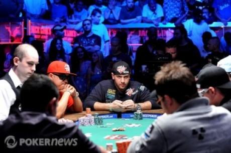 2010년 World Series of Poker 11월 파이널 테이블 결정