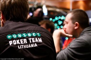 €100 nemokamas Unibet turnyras tik Lietuvos žaidėjams - jau sekmadienį! Kitam turnyrui...