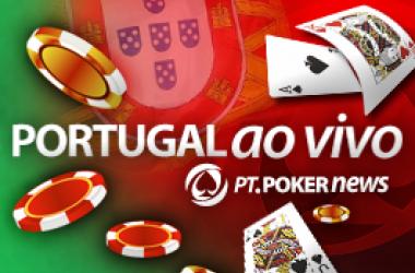 Portugal ao Vivo - Hoje às 21:00 na PokerStars