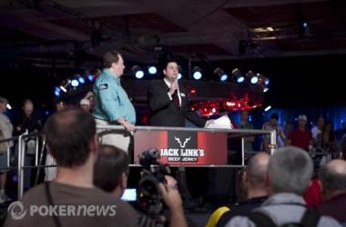 Vaizdo reportažai iš WSOP: Turnyro direktoriaus interviu