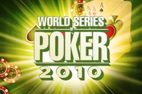 Новобранцы WSOP 2010: Первое лето в Вегасе