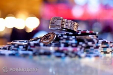 2010 WSOP: 파이널 테이블의 길고 긴 기다림과 에피소드