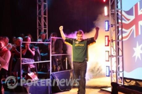 Polední turbo: Tony G je zpět