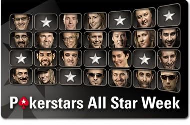 Седмица на звездите в PokerStars