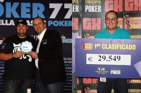 Fin de semana de torneos en vivo: CEP de Mallorca y Marbella Classic Poker770