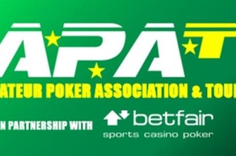 Sellel nädalavahetusel toimub Tallinnas Amateur Poker Tour