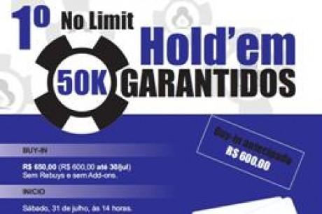 1º Brasília No-Limit Hold'em R$50K GRT