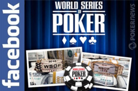 World Series of Poker : les WSOP débarquent sur Facebook