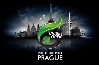Unibet Open; PokerNews doet verslag van gepoker in Praag
