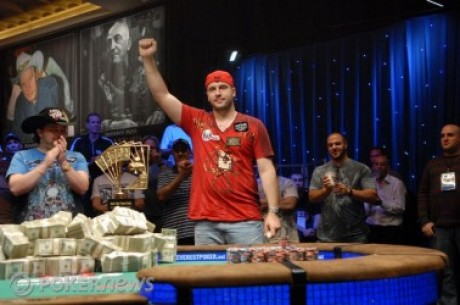 """Las WSOP en ESPN: cómo """"grindeó"""" Mizrachi la mesa final del 50.000$ Player's..."""