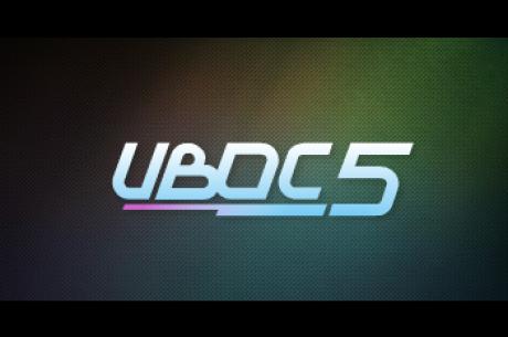 UBOC 5 ще се проведе в периода 18-29 август