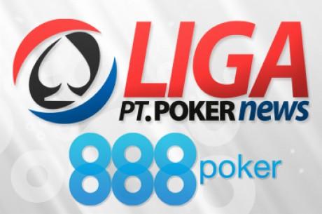 Hoje quarto torneio da renovada Liga PT.PokerNews na 888 Poker
