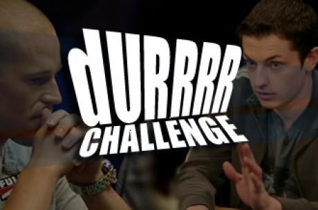 Antonius и durrrr подновиха durrrr challenge