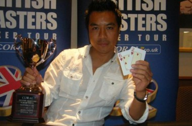 UK Pokernews Roundup: Lam Trinh Wins British Masters Poker Tour Nottingham, Huge Turnout for...