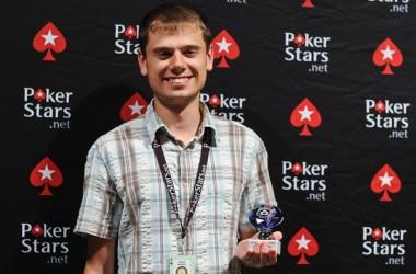 Sportinio pokerio stovykla: interviu su III vietos laimėtoju Vaidu Bielskiu