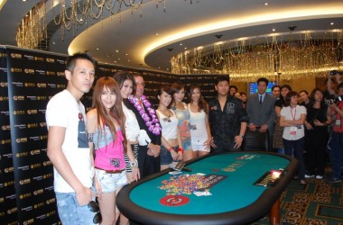 Star Studded Opening for Macau Millions