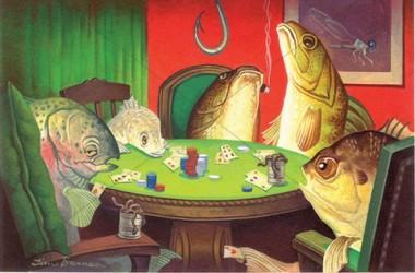 Покер Урок: Дългосрочни планове със слаби играчи