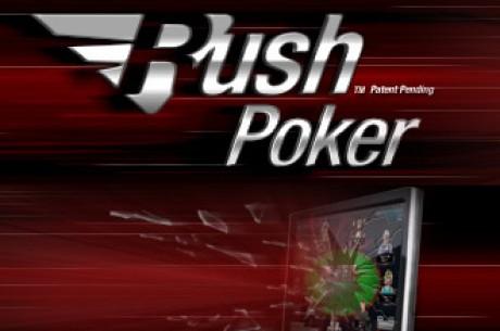 Изграждане на банка, Том 10, Част 1: 135-играча Rush Poker SNG