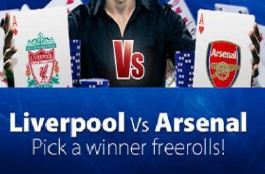 Познайте 1/X/2 на Ливърпул-Арсенал и Betfred ще удвои...